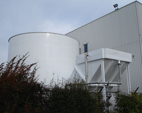 Steel-Chemical-Tank-after-external-coating-by-COVAC
