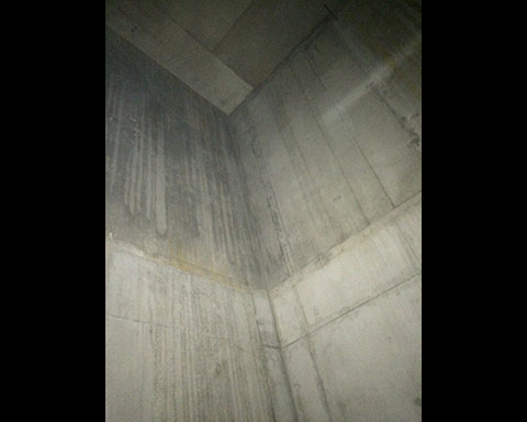 New-cast-concrete-water-tank-before-concrete-lining-by-COVAC